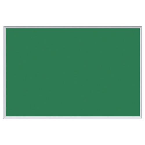 馬印:ツーウェイ掲示板 W910×H610×D18mm グリーン OKB23-M3 1枚 8120113