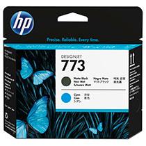 hp(ヒューレット・パッカード):HP727 プリントヘッド マットブラック・シアン用 C1Q20A 1個 0368780