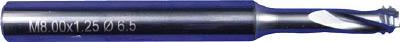 デキシー ディキシ 超硬ドリリングスレッド 1740(1本) M5.00-0.80AL 4474236
