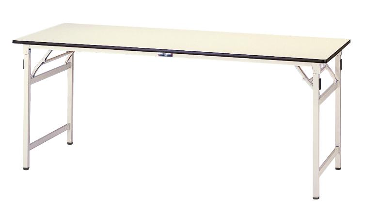 【代引不可】【法人限定】山金工業:YamaTec ワークテーブル 折りタタミタイプ STP-1575-II