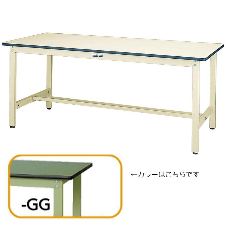 【法人限定】山金工業:YamaTec ワークテーブル300シリーズ 固定式H740mm SWR-1575-GG
