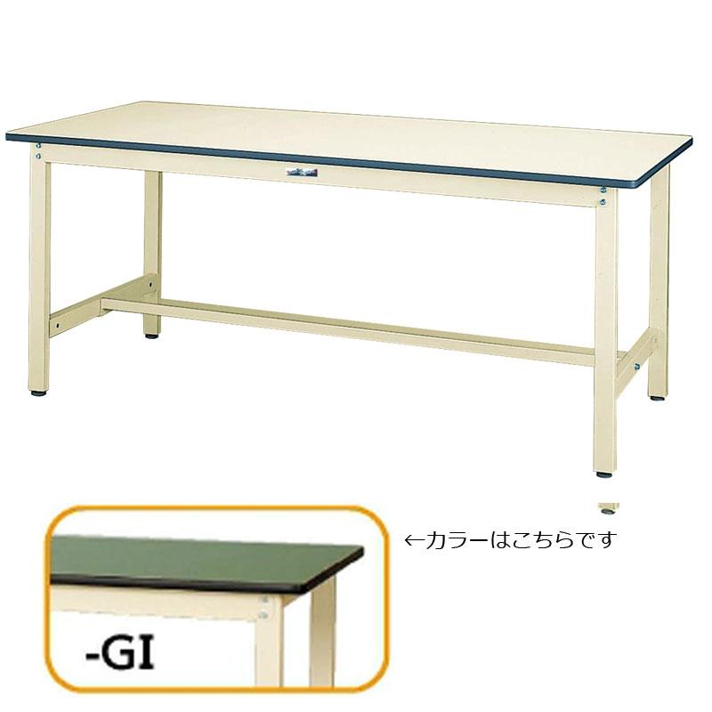 【法人限定】山金工業:YamaTec ワークテーブル300シリーズ 固定式H900mm SWRH-1260-GI
