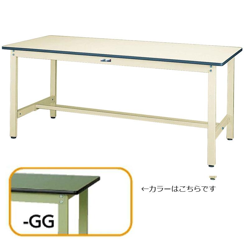 【法人限定】山金工業:YamaTec ワークテーブル300シリーズ 固定式H900mm SWRH-660-GG