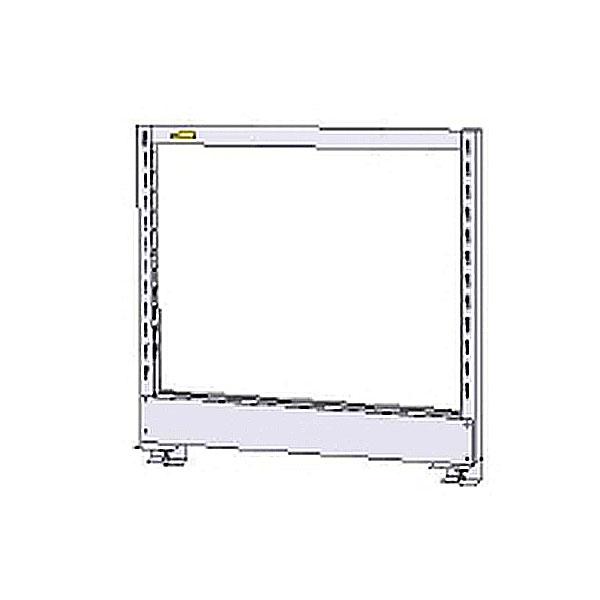 【代引不可】【法人限定】山金工業:YamaTec 卓上タイプ 基本形 W900サイズ片面 HTK-0990