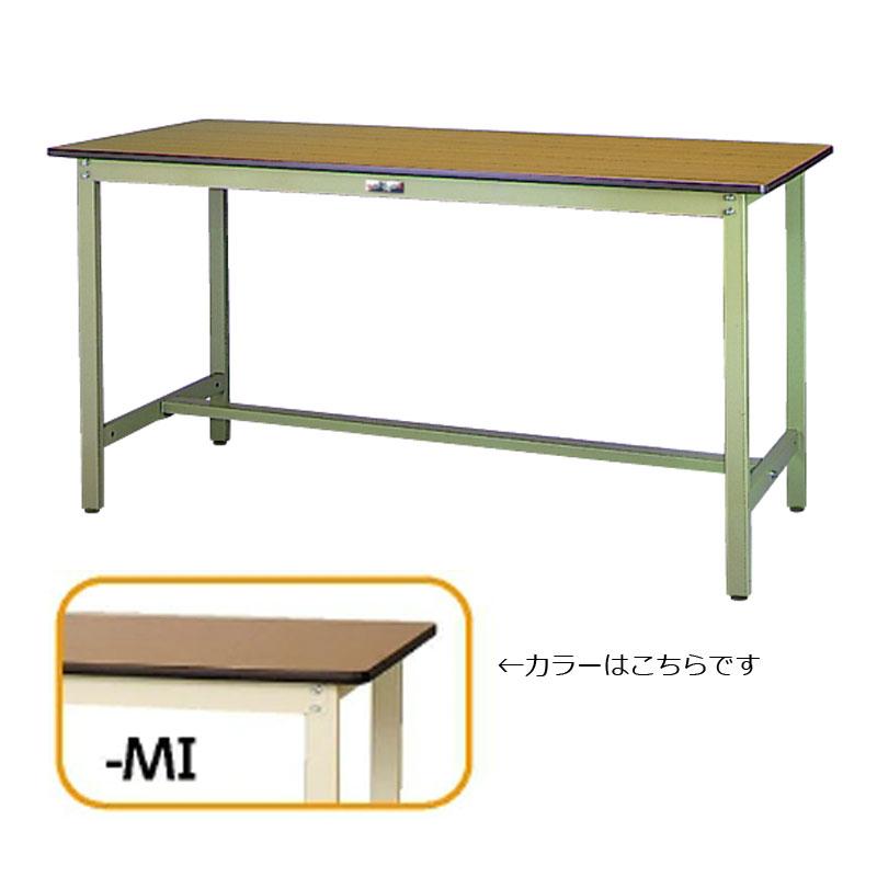 【代引不可】【法人限定】山金工業:YamaTec ワークテーブル500シリーズ 固定式H900mm SJMH-1275-MI
