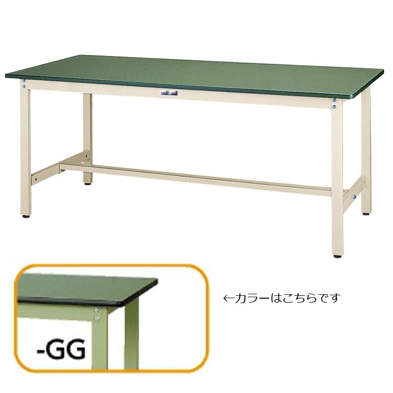 【代引不可】【法人限定】山金工業:YamaTec ワークテーブル500シリーズ 固定式H740mm SJR-1860-GG