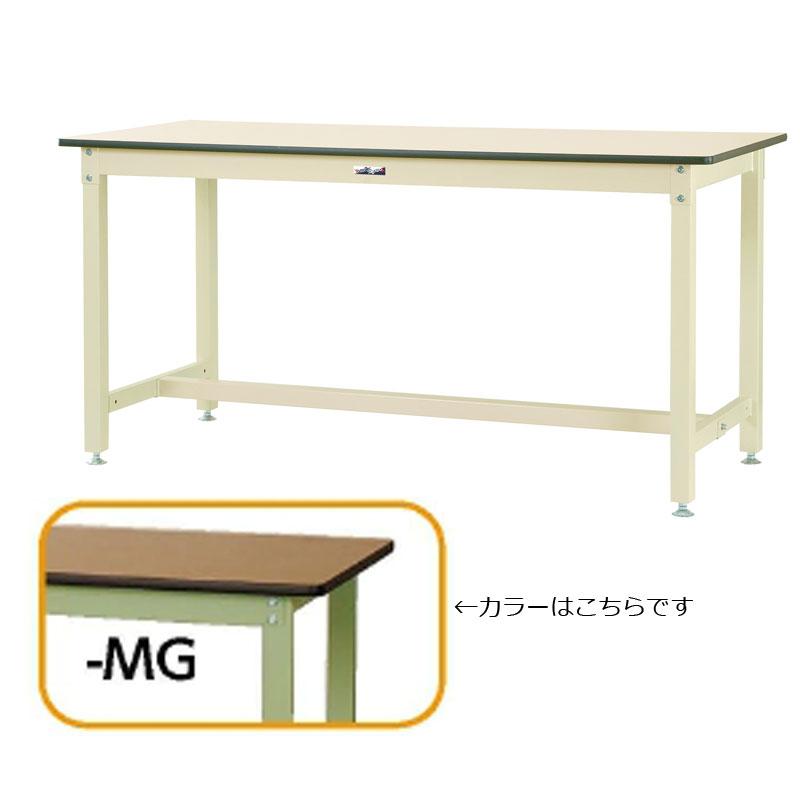 【代引不可】【法人限定】山金工業:YamaTec ワークテーブル800シリーズ 固定式H900mm SVMH-1590-MG