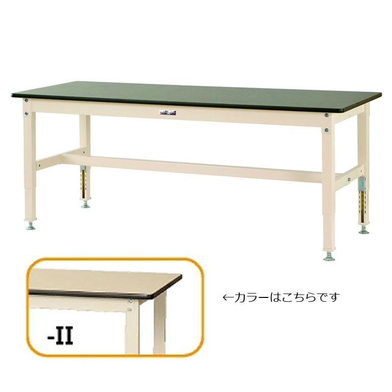 【代引不可】【法人限定】山金工業:YamaTec ワークテーブル800シリーズ 高さ調整タイプH600~H850mm SVRA-1875-II