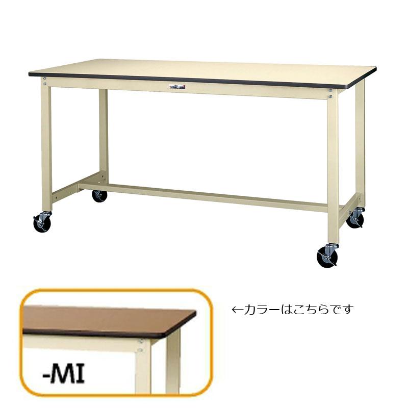 【代引不可】【法人限定】山金工業:YamaTec ワークテーブル300シリーズ 移動式H900mm SWPHC-1890-MI
