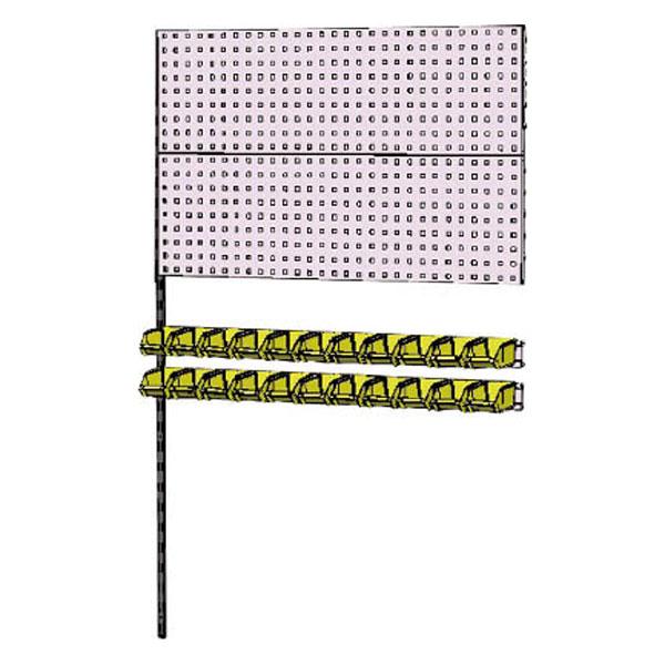 【代引不可】【法人限定】山金工業:YamaTec 壁面ハンガーパネルシステム W1200タイプ 連結 WH-1218R-P2YY