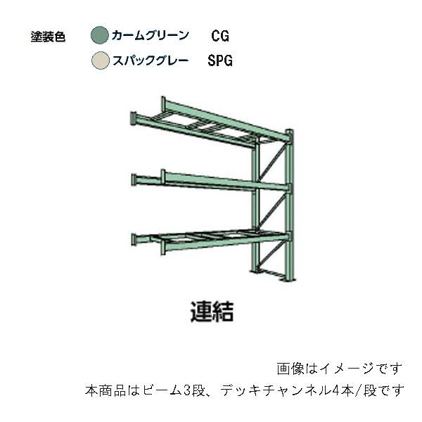 【代引不可】【受注生産品】山金工業:YamaTec パレットラック 10K362709-3CGR