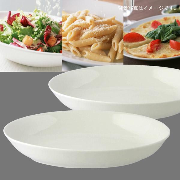 【まとめ買い★送料無料】ボーンチャイナBC ベーカー25cm楕円皿・楕円型大皿【24枚セット】
