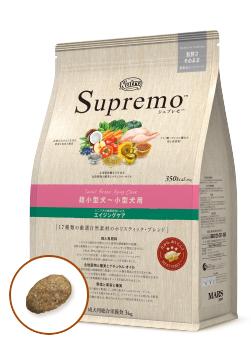 シュプレモ 超小~小型犬用 エイジングケア(小粒) 【6kg】
