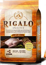 【RIGALO(リガロ)】ターキー 全年齢用ドッグフード【グレインフリー】【900g】
