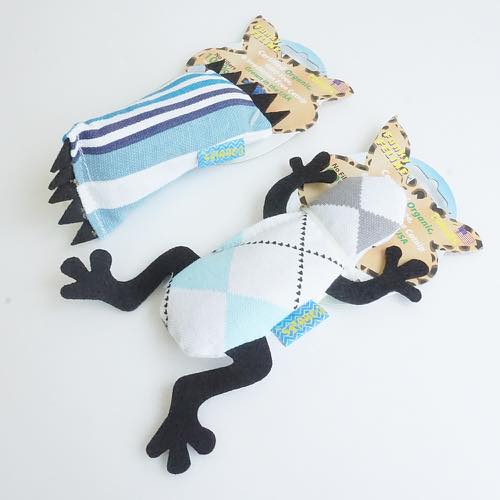 キャットニップの香りがたまらない 綿キャンバス地のおもちゃ☆ 新発売 doggles ドグルス キャットトーイ For you セール開催中最短即日発送
