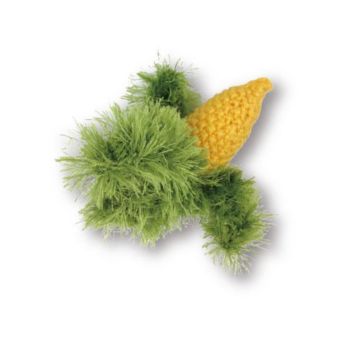 パピーからシニアまで 供え 歯と歯茎に優しい歯みがきおもちゃ オーマロー トウモロコシ 即納最大半額