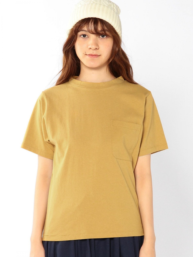 Coen USA cotton mock neck T shirt Cohen shirt