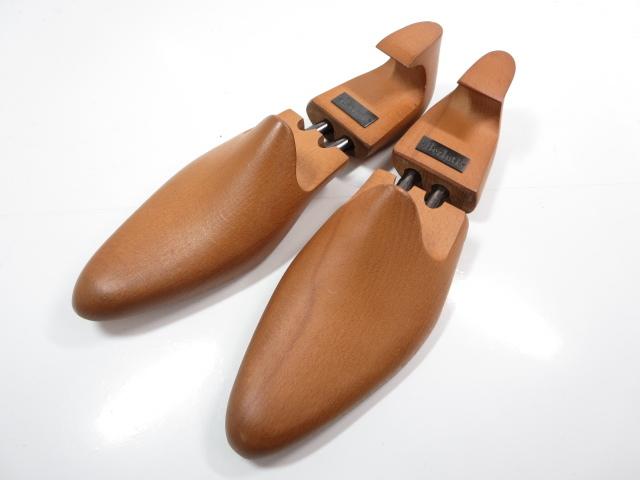 超美品 【ベルルッティ Berluti】シューツリー (メンズ) 木製 紳士靴 size8 フランス製   ◇ST347◇【中古】