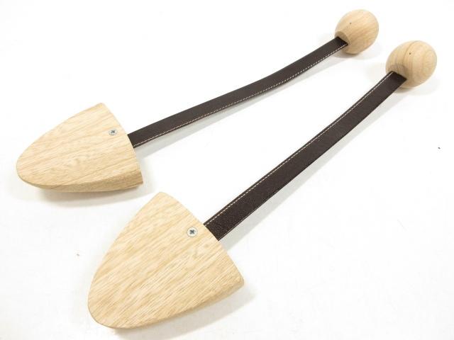 超美品ステファノベーメル Stefano Bemer純正 木製 シューツリー シューキーパーメンズsize41程度2ST776dQCxBEroeW