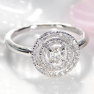 Pt900 ダイヤモンド リング【0.5ct】【送料無料】サークル ラウンド 丸 可愛い おしゃれ ジュエリー 人気 レディース 指輪 個性的 豪華 4月誕生石 品質保証書 指輪 ご褒美 プレゼント ギフト プラチナ ダイヤリング ダイア diamond ring 0.5カラット