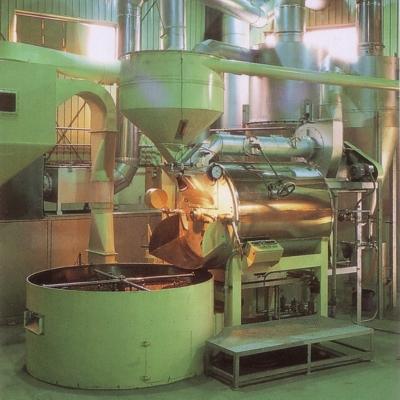 【珈琲焙煎機】 TLR-60 60kgタイプ焙煎機(設置工事費別途)