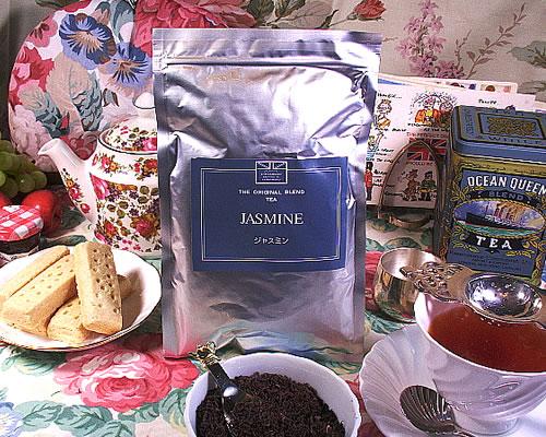 お見舞い オリジナル紅茶 実物 ジャスミン 50g