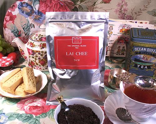 正規逆輸入品 オリジナル紅茶 ライチ 50g 売店