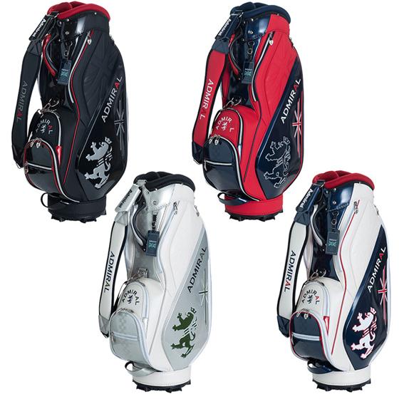 アドミラルゴルフ キャディバッグ オーセンティックスポーツCB ゴルフバッグ メンズ レディース Admiral Golf 2020春夏 【送料無料】