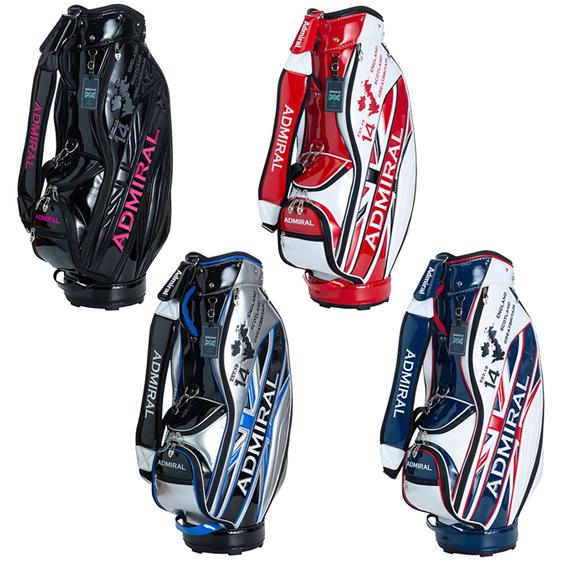 アドミラルゴルフ キャディバッグ セルフスタンド スマートスポーツ CB UNISEX ゴルフ キャディーバッグ ゴルフバッグ メンズ レディース Admiral Golf 2020春夏 【送料無料】