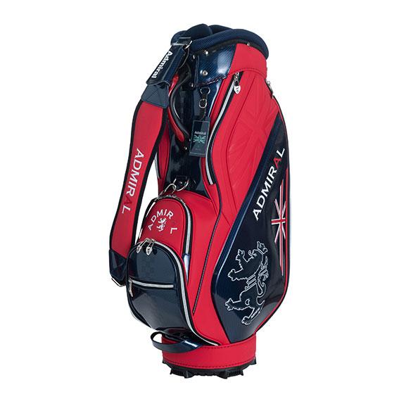 アドミラルゴルフ ゴルフバッグ キャディー セルフスタンド オーセンティックスポーツCB メンズ レディース Admiral Golf 2020春夏 【送料無料】