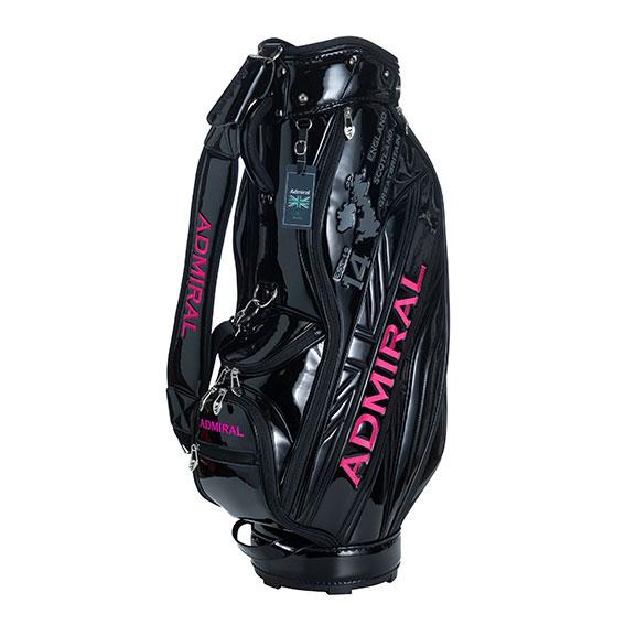 アドミラルゴルフ ゴルフバッグ キャディー セルフスタンド スマートスポーツ CB UNISEX ゴルフ キャディーバッグ メンズ レディース Admiral Golf 2020春夏 【送料無料】