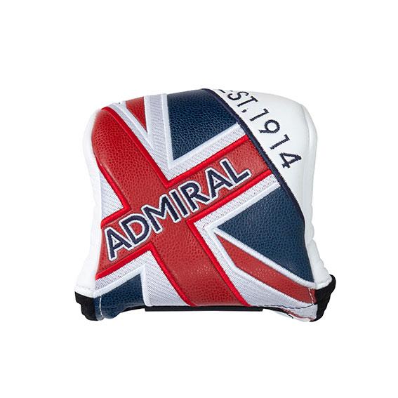 アドミラルゴルフ AM&E パターカバー Mallet ゴルフ ユニセックス メンズ レディース Admiral Golf 2020春夏 【送料無料】