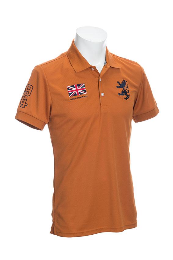 Admiral Golf / アドミラルゴルフ 【送料無料】フラッグ ポロシャツ(メンズウェア)メンズゴルフウェア ゴルフウェア メンズウェア ゴルフウエア メンズ 男性