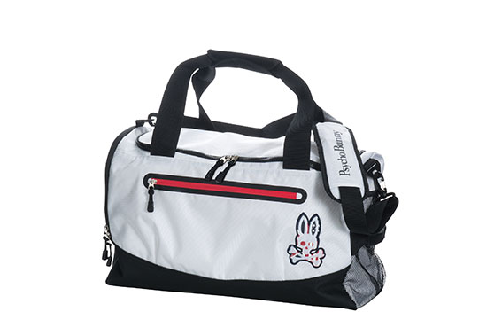 Psycho Bunny / サイコバニー ゴルフ ボストンバッグ【送料無料】WIT S/B BOSTON