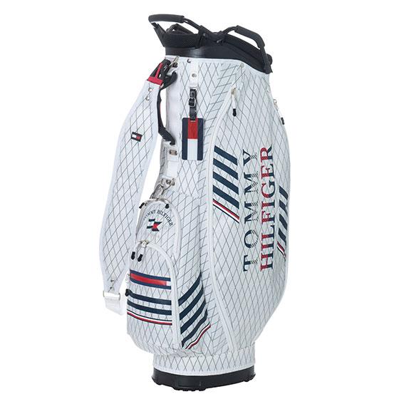 トミー ヒルフィガー ゴルフ ゴルフバッグ キャディー セルフスタンド 20SS LIMITED CADDIE BAG ユニセックス メンズ レディース 2020春夏 TOMMY HILFIGER GOLF【送料無料】