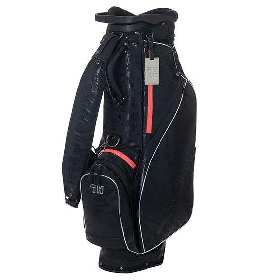 トミー ヒルフィガー ゴルフ ゴルフバッグ キャディー セルフスタンド TECH LINE STAND BAG ユニセックス メンズ レディース 2020春夏 TOMMY HILFIGER GOLF【送料無料】