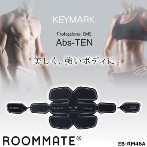 プロフェッショナルEMS Abs-TEN ROOMMATE EB-RM46A
