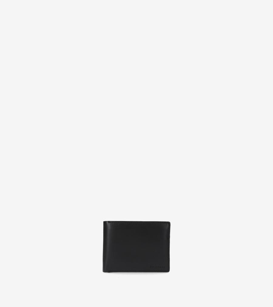 コールハーン Colehaan アウトレット メンズ アウトレット バッグ & アクセサリー 財布 ケネディー ビルフォールド パスケース付 mens F11051 ブラック