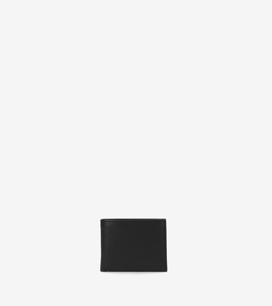 コールハーン Colehaan アウトレット メンズ アウトレット バッグ & アクセサリー 財布 ベントン ビルフォールド パスケース付 mens F11061 ブラック