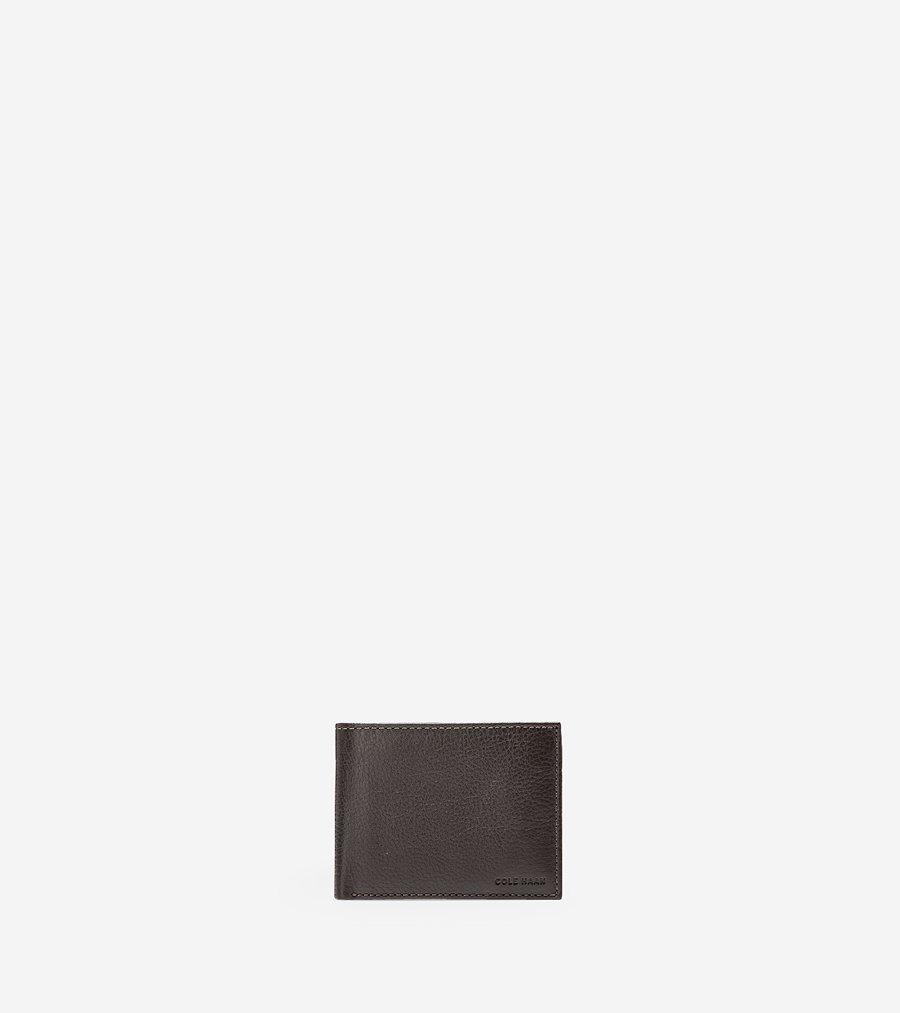 コールハーン Colehaan メンズ バッグ & アクセサリー 財布 マシューズ ビルフォールド パスケース付 mens F11111 ジャバ