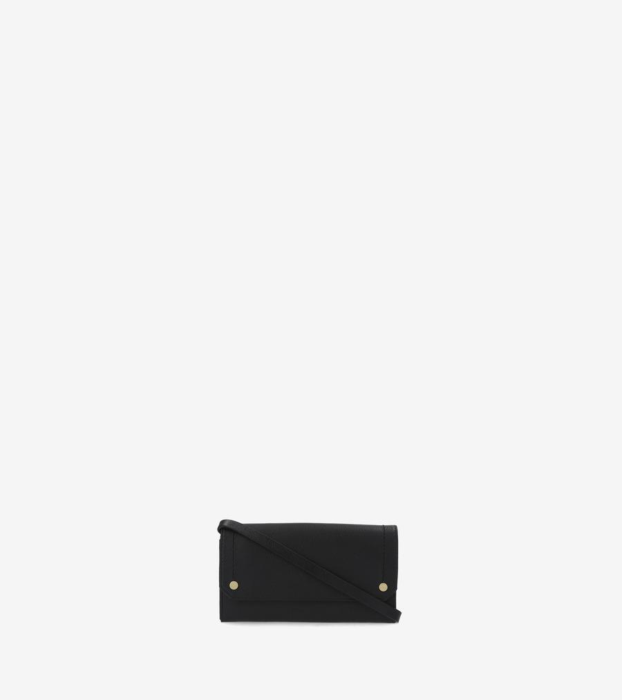 コールハーン Colehaan アウトレット ウィメンズ アウトレット バッグ & アクセサリー バッグ ハーロー スマートフォン クロスボディ womens U03550 ブラック