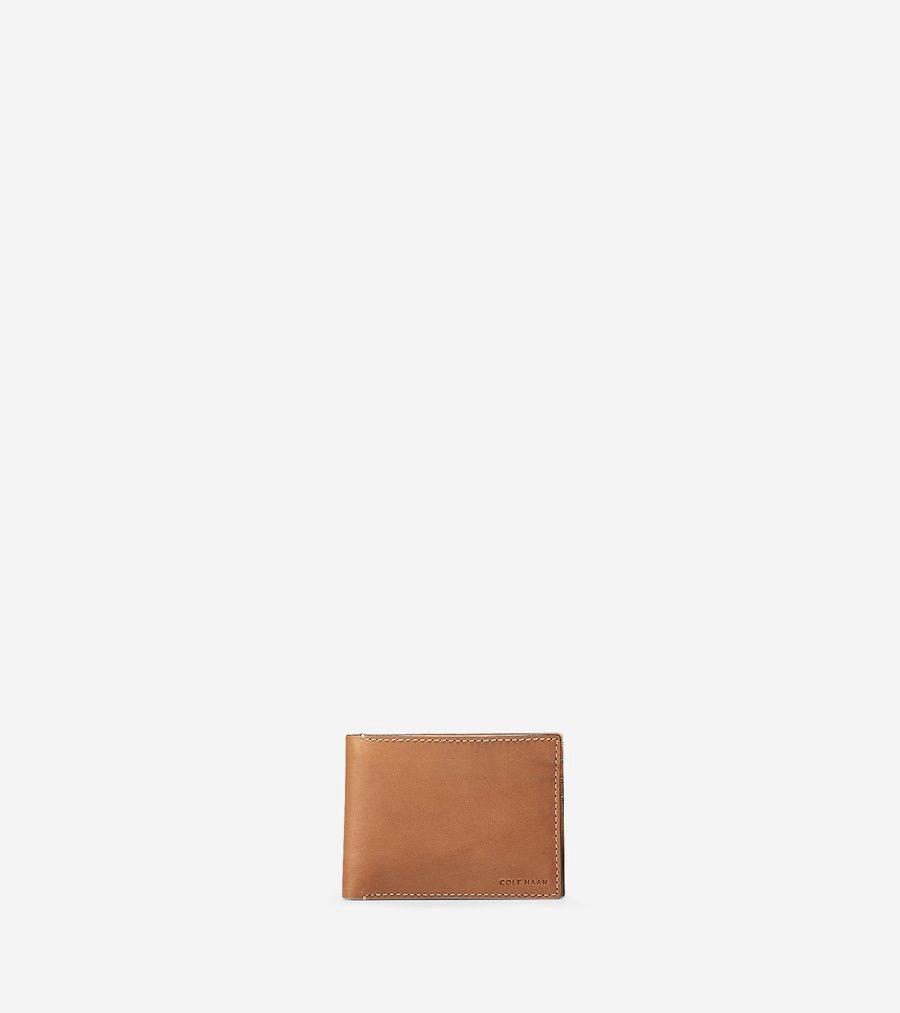 コールハーン Colehaan アウトレット メンズ アウトレット バッグ & アクセサリー 財布 ワシントン グランド ビルフォールド mens F10912 ラゲッジ