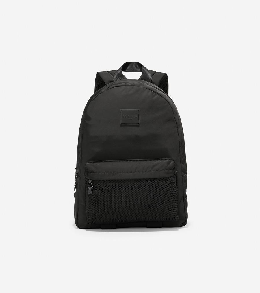 コールハーン Colehaan メンズ バッグ & アクセサリー バッグ ソイヤー ナイロン バックパック mens F11185 ブラック