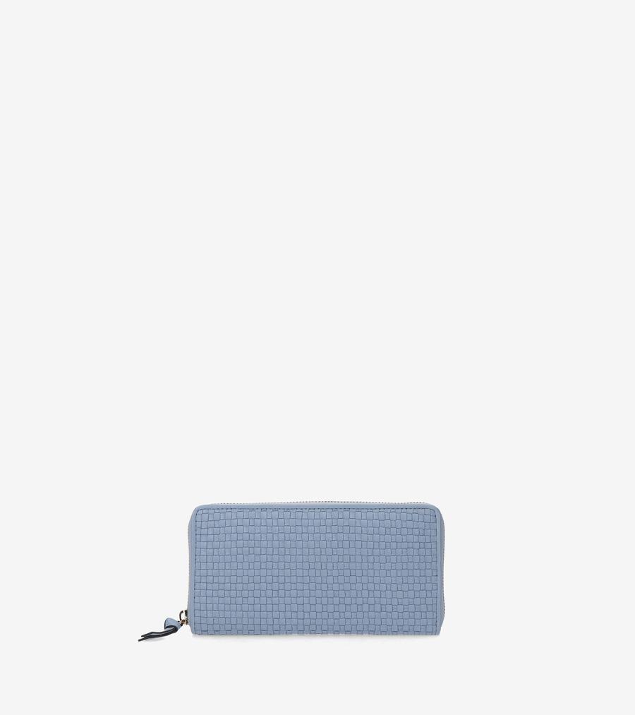 コールハーン Colehaan ウイメンズ バッグ & アクセサリー 財布 & ポーチ べサニー ウーブン コンチネンタル U03982 ゼン ブルー