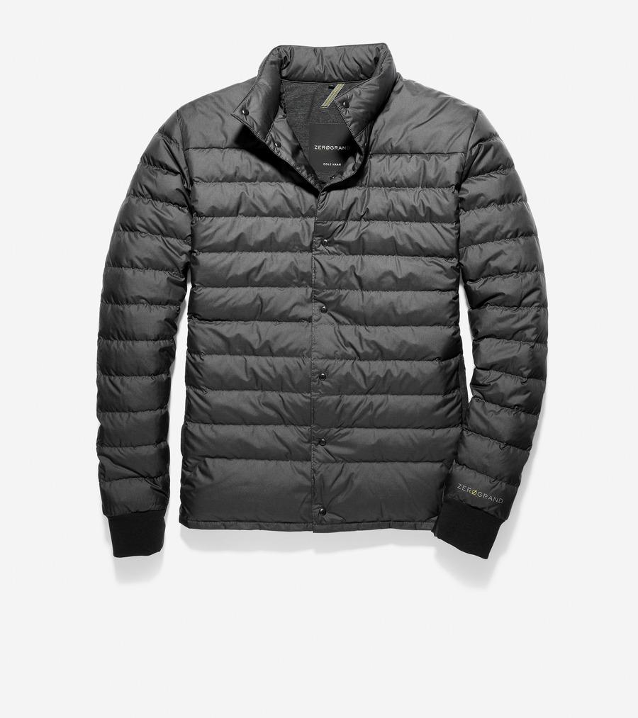 コールハーン Colehaan メンズ アパレル ゼログランド メンズ インサレーティッド ショート ジャケット mens T40152 ブラック
