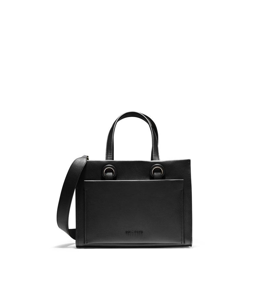 コールハーン Colehaan ウイメンズ バッグ & アクセサリー バッグ グランド アンビション スモール サッチェル womens U04352 ブラック