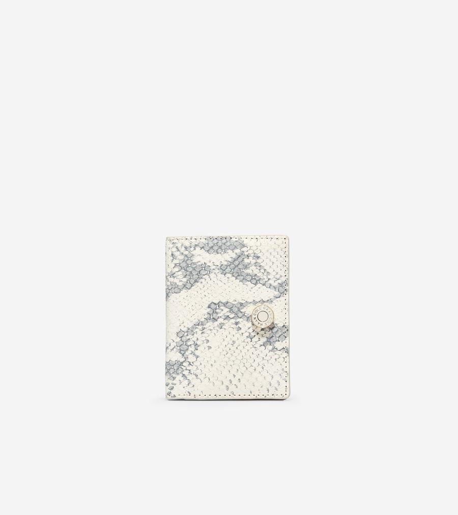 コールハーン Colehaan アウトレット ウィメンズ アウトレット バッグ & アクセサリー 財布 & ポーチ カード ケース U04479 アイボリー ロッシャ