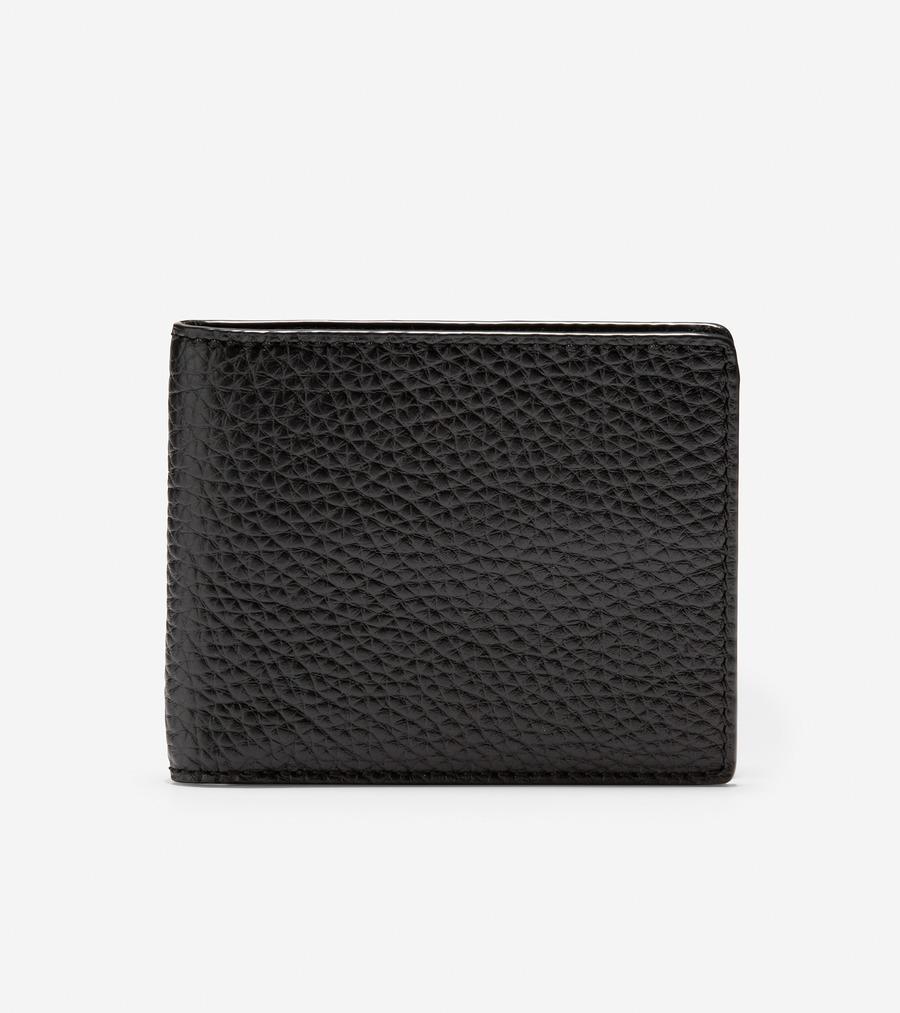 コールハーン Colehaan アウトレット メンズ アウトレット バッグ & アクセサリー 財布 スリム バイフォールド F11628 ブラック