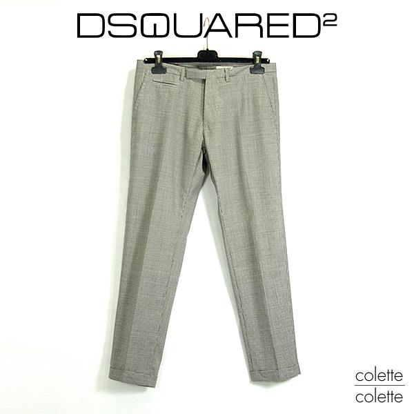 【SALE】ディースクエアード DSQUARED2 メンズ パンツ 【正規品】 ディースク クロップドパンツ  dsquared2 DSQUARED2 ( ディースクエアード ) メンズパンツ dsquared