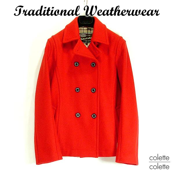 トラディショナルウェザーウェアTraditional Weatherwear トラディショナルウェザーウェア レディース  TraditionalWeatherwear トラディショナルウェザーウェア レディース ピーコート  トラディショナル ウェザーウェア